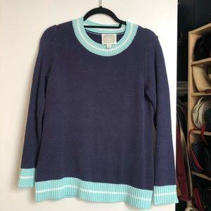 Sail to Sable Long Sleeve Varsity Sweater